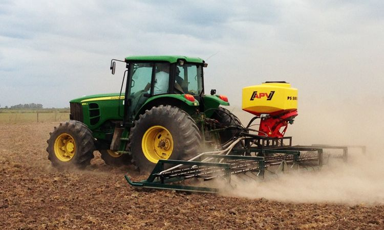 Preview pneumatic seeder PS 500 M2