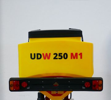 Snow and ice removal spreader UDW 250 M1