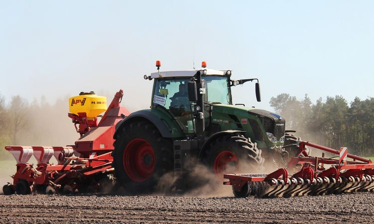 Header image of Pneumatic Seeder Fertilizer Edition PS 120 - PS 300 M1 D